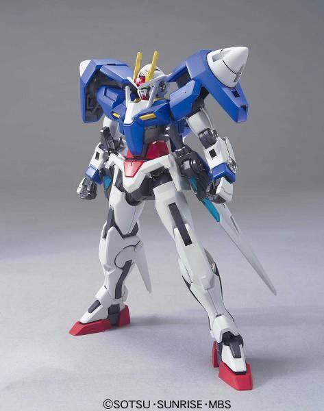 GN-0000 00 Gundam GUNPLA HG High Grade 1/144 BANDAI