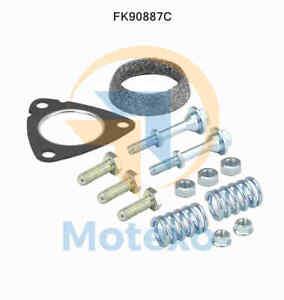 Intelligente Fk90887c Convertisseur Catalytique Kit De Montage Honda Cr-v 2.0 7/1997 - 2/2001-afficher Le Titre D'origine