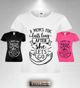 Détails Sur T Shirt étreinte De Une Maman T Shirt Citation Fête Anniversaire