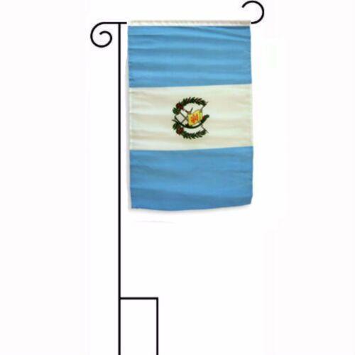 "12x18 12/""x18/"" Guatemala Sleeved w// Garden Stand Flag"