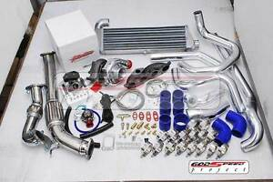 TURBONETICS TURBO KIT RSX DC COMPLETE BOLT ON TYPES BASE K - Acura rsx type s turbo for sale
