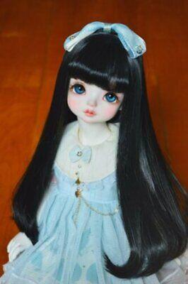 Bjd Doll Wig 1//3 8-9 Dal Pullip AOD DZ AE SD DOD LUTS Dollfie green blonde Hair