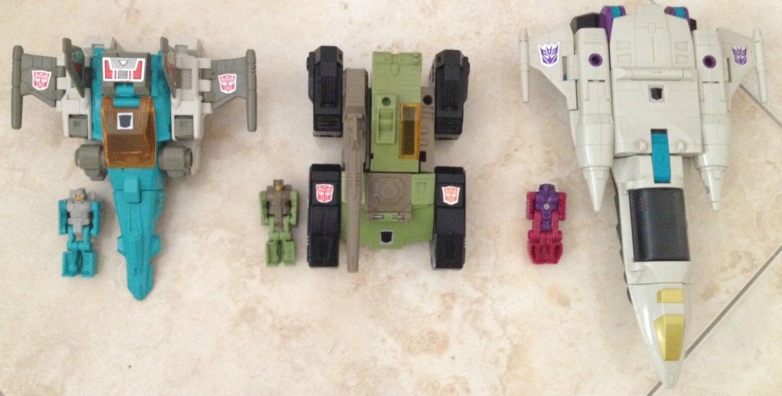 Transformers G1 Headmaster  NO Masterpiece / NO Saint Seiya