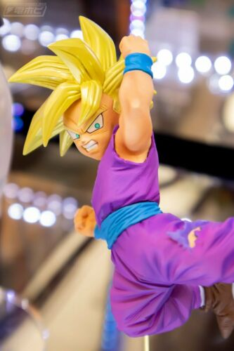 DRAGON BALL SUPER SUPER WARRIOR RETSUDEN VOL.3 SUPER SAIYAN SON GOHAN BANPRESTO