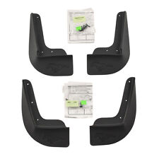 1999-2004 Genuine Ford Mustang GT V6 Front & Rear Mud Flaps  Running Horse  Pony