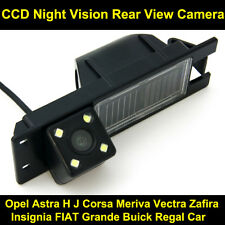 CCD Night Vision Rear View Parking camera FOR OPEL Vectra Astra Zafira Corsa Car