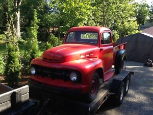 1951 Ford F3 (not an F1)