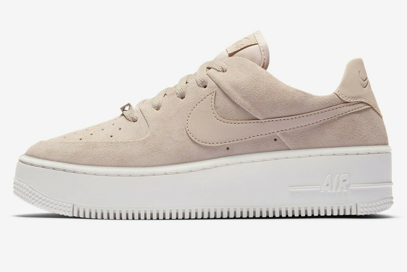 Nike WMNS AF1 Sage Low [AR5339-201] Women Casual shoes Particle Beige White