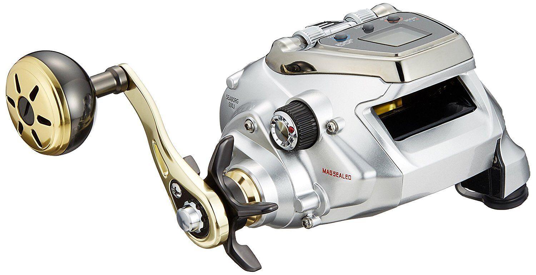 Nouveau Daiwa Seaborg 500J Gros Gibier Électrique Moulinet de Japon Gratuit