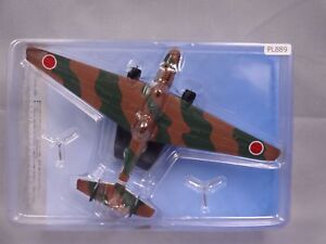 Mitsubishi-96-Land-tipo-2-1-120-escala-aviones-de-guerra-Japon-vol21-pantalla-Diecast