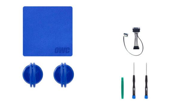 OWC HDD Upgrade Kit with Tools and Digital Thermal Sensor for all iMac 2011