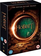 The Hobbit Trilogy [2015] (DVD)