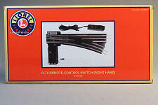 Lionel 6-65165 072 Right Hand Remote Control Switch 072r