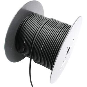 Gotham-Audio-Cable-10002-GAC-1-Unbalanced-for-Chinch-RCA-Phono-85m-spool-gray
