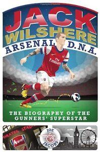 Jack-Wilshire-Arsenal-DNA-Tout-Neuf-Livraison-Gratuite-Ru
