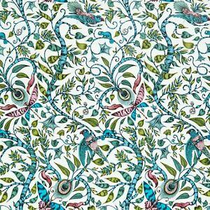 Animalia-Rousseau-Papier-Peint-Bleu-Vert-Jungle-W0104-03-Emma-J-Shipley