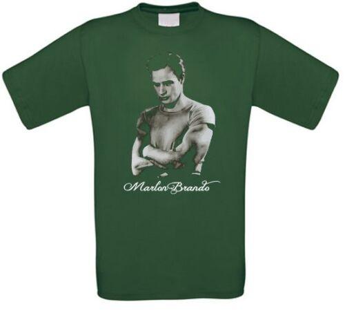 Marlon Brando Endstation Sehnsucht Kult T-Shirt alle Größen NEU