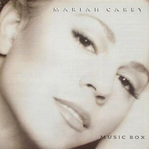 Mariah-Carey-Music-Box-CD-album-1993-comme-neuf-How-Do-I-Know-90-S-r-amp-b-classique