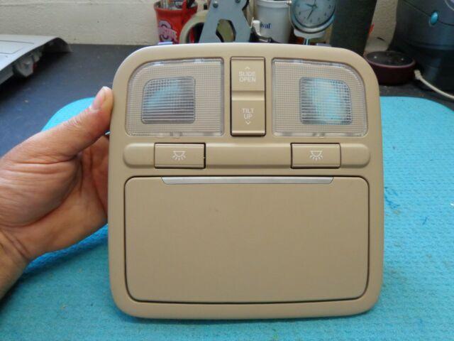 2006 2007 2008 2009 2010 2011 HYUNDAI AZERA Front Console OEM