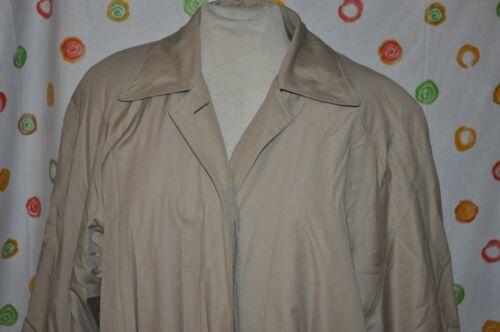 Coat 8 Chic Vintage Foret Towne Reg Kvinder Calf Fog Khaki Mid Dress Plaid London qS7wxvAt