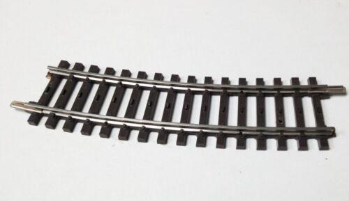 """Marklin voie /""""K/"""" rail courbe 1//2 Rayon 424,6   Ref 2233"""