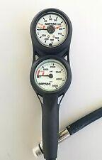 Mares Mission 2/Pressure Gauge /& Depth Gauge Console/ /414418//