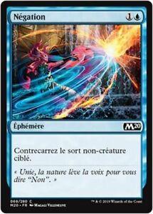 Mtg magic m21 - x4 revitalize//replenish French//vf