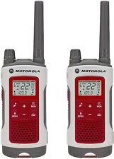 Motorola Talkabout T482 Two Way Radio 35 Mile Emergency Preparedness 2 Pack