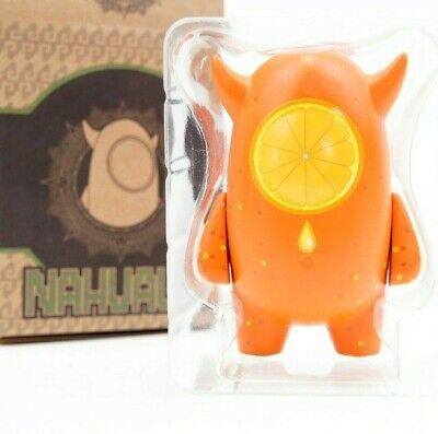 Sensei Nahualli Figure Wootini Yahid Rodriguez 2007 Art Kidrobot Toy