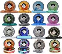 Crazy Aaron's Thinking Putty 4 Inch Tins Gold Silver (you Pick Color & Styles)