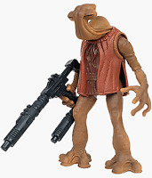 Star Wars Power Of The Force Momaw Nadon Action Figure