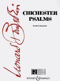 Juste Bernstein Chichester Psalms Full Score-afficher Le Titre D'origine