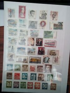 Berlin-lot-Alemania-sello-Stamps-sellos-timbres