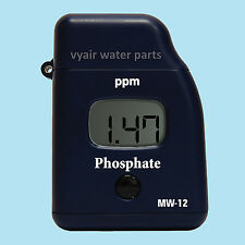 Milwaukee MW12 PHOSPHATE Tester With LCD Display: For Marine, Fresh Water etc.