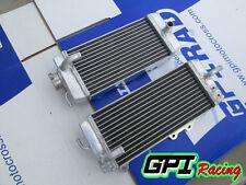 GPI aluminum radiator for Kawasaki KXF250 KX250F KX 250F 2012 2011 2013 2014