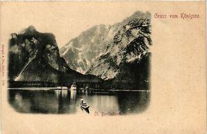CPA-AK-Gruss-vom-Konigssee-GERMANY-878883