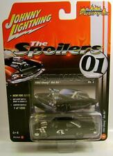 1962 '62 CHEVY BEL AIR BLACK/SILVER 1/1,256 THE SPOILERS JOHNNY LIGHTNING 2017