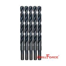 WESTWARD Jobber Drill Bit,HSS,Black Oxide,#52 2UFN7