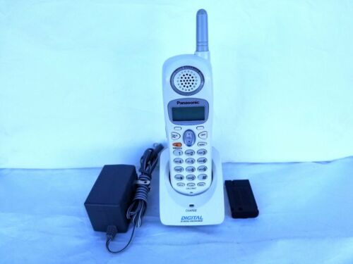 Panasonic KX-TG2356S 2.4GHZ CORDLESS HANDSET KX-TG2356 NEW KEYPADS