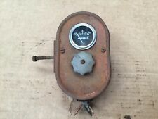 Farmall Ih M H Tractor Amp Gauge Box Amp Switch Box With Amp Meter Light Switch