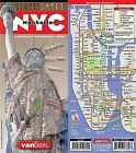 NYC Downtown StreetSmart by VanDam Inc. Staff (2006, Map, Other)