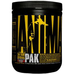 Universal-Nutrition-Animal-Pak-IN-POLVERE-VITAMINE-MINERALI-Confezione-da-342g