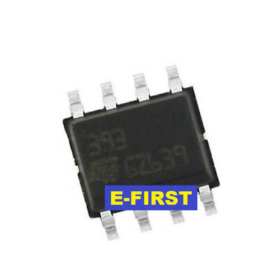 20 PCS LM393DR Chip SOP-8 Low Power Voltage Comparators US