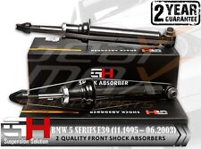 2  NEW REAR GAS SHOCK ABSORBERS FOR BMW SERIES 5 (E39)11.1995-06.2003 // 331533