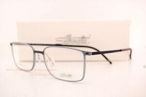0ee1b7120c347 Image is loading Silhouette-Eyeglass-Frames-Urban-Lite-2884-6059-Dark-