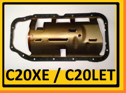 Opel  C20XE C20LET Schwallblech Ölwannendichtung=Elring 164.241 NEU X20XEV O32