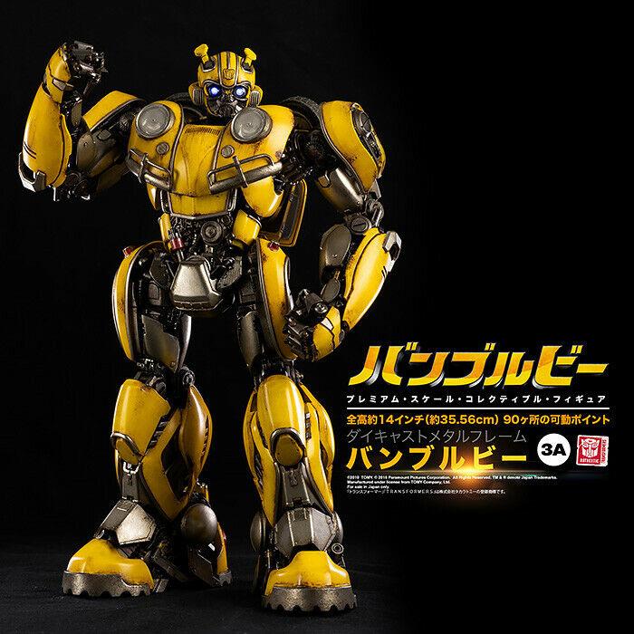 Threea Premium escala Bumblebee versión japonesa