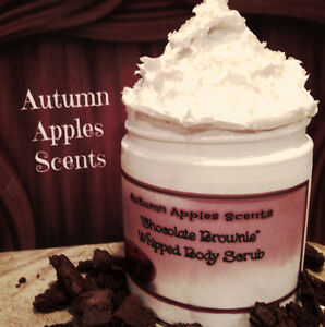 Lavender Vanilla Scent Whipped Bath Sugar Scrub Free SHIP Exfoliating ...