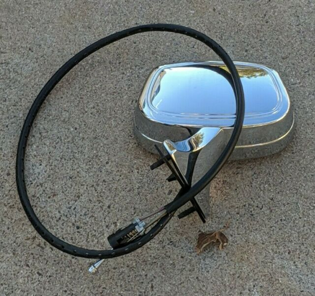 OEM Exterior Right /& Left Side View Heated Mirrors Set Chevrolet GMC Oldsmobile