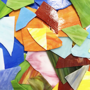 Azulejos-de-Mosaico-de-Vidrio-manchadas-de-irregular-Hagalo-usted-mismo-Suministros-para-Artesanias